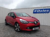 Renault Clio Dynamique S Nav 0.9 TCE 90 Petrol (red) 2016