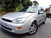 Ford Focus For Sale,New Mot-1 year,Excellent condition