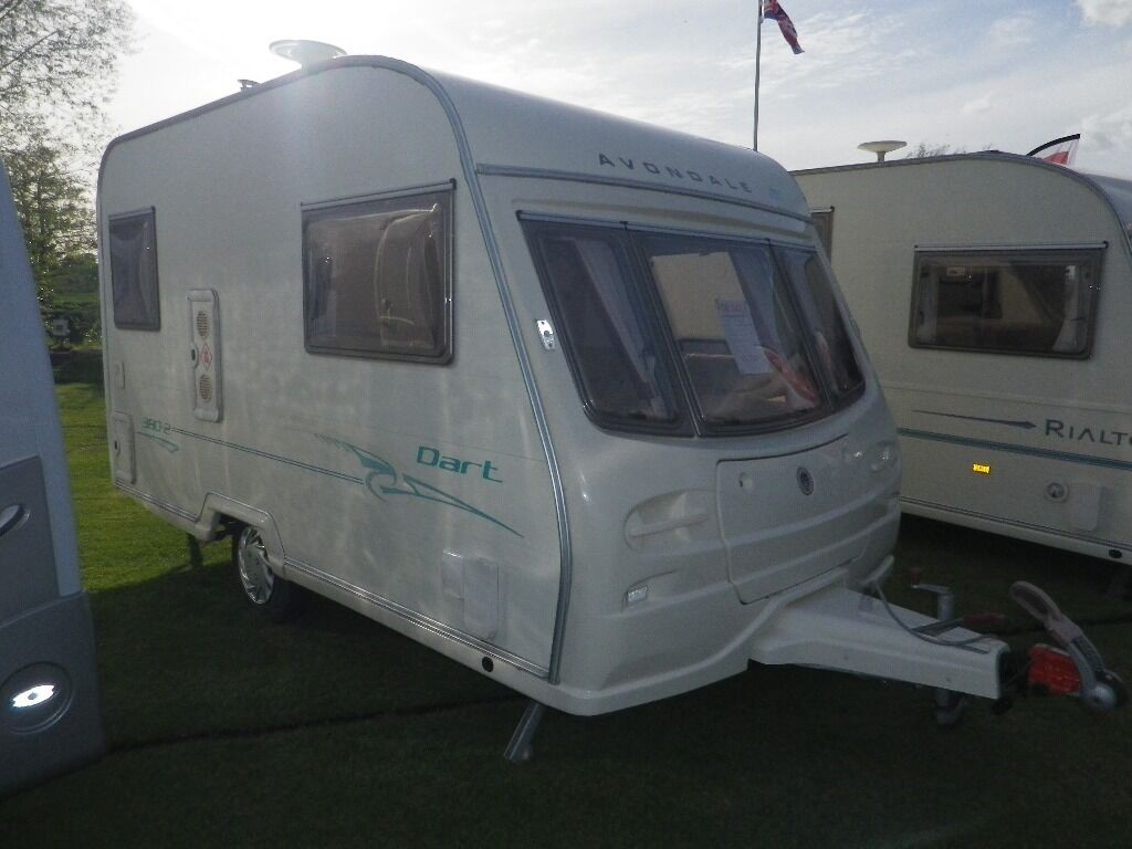 Beautiful Coachman Mirage 5204 4 Berth Caravan With Full Awning