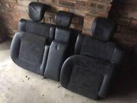 Rear seats for Clio sport 172/182