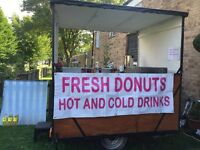 Catering Trailer