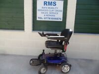 Mobility Scooter Drive Medical Colbalt/Drive DeVibiss Power Chair