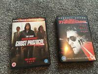 Action Film DVD Bundle