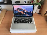 IMMACULATE CONDITION Mac Book Pro (+ Apple Care, Case, screen protector etc. not iPhone