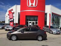 2012 Honda Civic LX - Extended Warranty! Accident Free!
