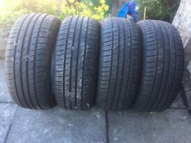 4 Hankook Ventura Prime tyres, 195/50 R15 82HD
