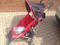 Mothercare Buggy with attachments