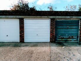 Single garage in central Broadstairs to rent for minimum 12 months