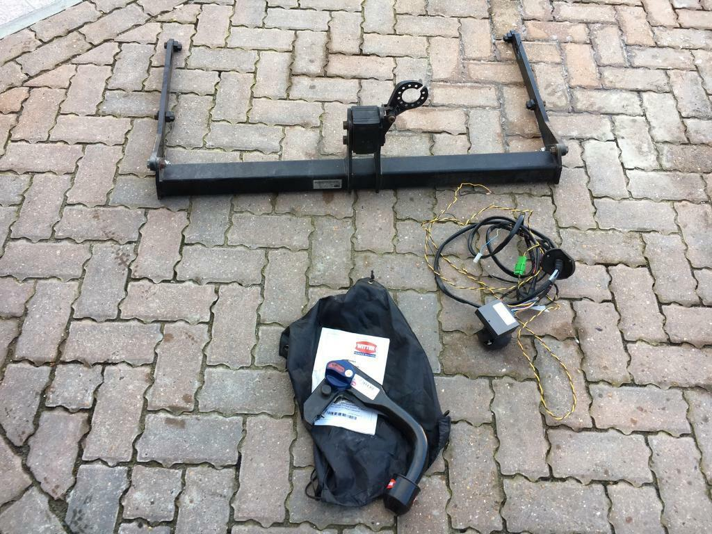 Ford Kuga Mk2 Detachable Witter Tow Bar 2013 Onwards