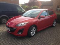 Mazda 3 Sport 2.2 diesel 6 speed with lots of options