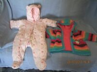 Baby girls clothes 3 - 6 months