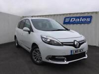 Renault Grand Scenic 1.5 dCi Dynamique Nav 5dr Auto (white) 2015