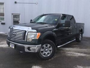 2012 Ford F-150 LEATHER, HEATED SEATS, BLUETOOTH , SUNROOF.