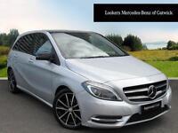 Mercedes-Benz B Class B200 CDI BLUEEFFICIENCY SPORT (silver) 2015-03-02
