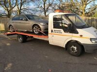 Car transport , car recovery car collection and delivery