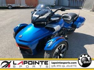 2018 Can-Am Spyder F3-T SE6