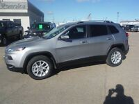2015 Jeep Cherokee North 4x4 - UConnect, Remote Start, SiriusXm!