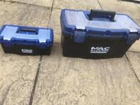 £15 x2 tool boxes