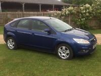 Ford Focus 1.8 TDCI 2008 58plate with 76500 miles