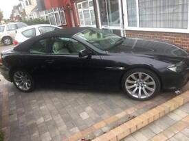 BMW 6 Series 3.0 630i Auto 2dr Convertible