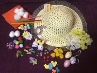 Easter Bonnet DIY KIT