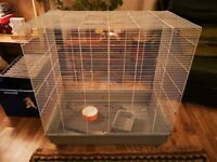 *£10* Large rat cage with accessories. Pick up only