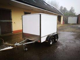 6x5x5 box trailer with ramp