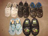 boys footwear size 12
