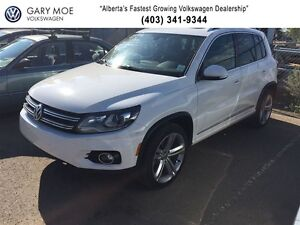 2014 Volkswagen Tiguan Highline R-Line AWD !FIVE DAY SALE ON NOW