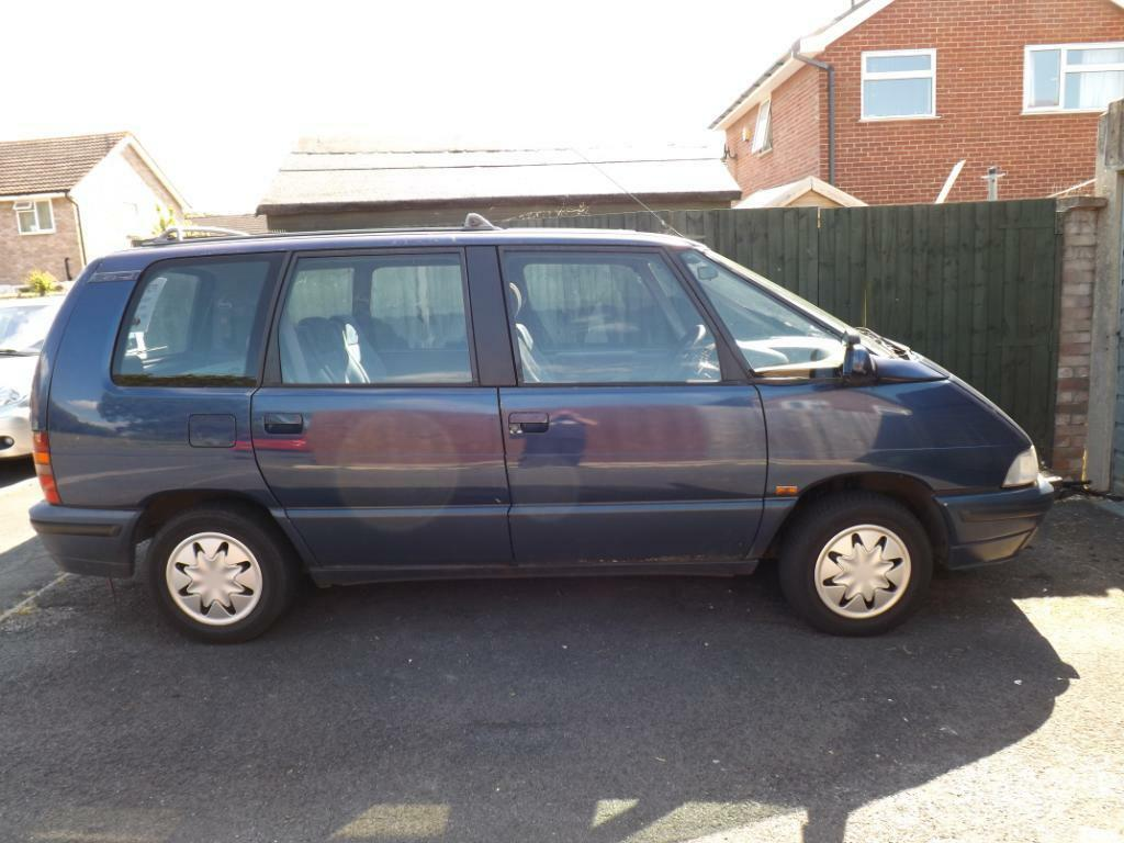 renault espace rt 1994 2 1 diesel in clevedon somerset gumtree. Black Bedroom Furniture Sets. Home Design Ideas