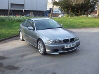 2005 BMW 320 CD M SPORT COUPE GREY **M3 330 looks**