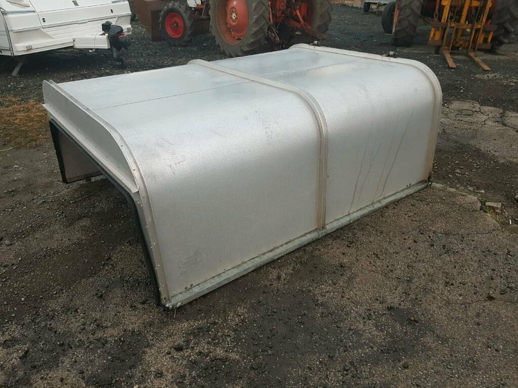 Ifor Williams Canopy For Land Rover Defender 110 Lwb Has