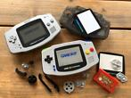 Build to Order Custom Gameboy Advance met AGS-101 Backlight