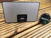 Portable iPod speaker