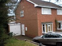 Warwick 2 bed house to rent for 3 months