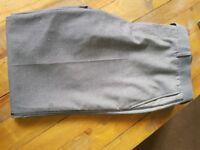 Lambretta grey suit