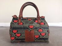 Orla Kiely small handbag