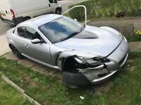 Rx8 breaking for spares