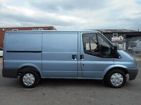 FINANCE ME!! NO VAT!! Super Rare Twin side loading doors Ford Transit with full service history!!