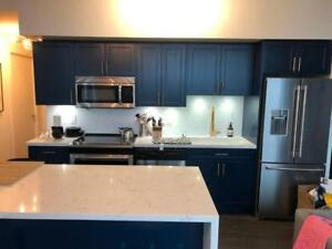 Markham's Condo Experts! Custom Kitchen Renovations-For almost the same price as IKEA! BUT Custom made to your specs!