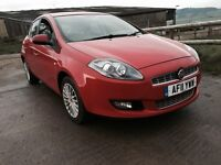 2011 Fiat Bravo 1.4 Active, 6 speed 5dr