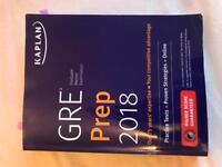 GRE Preparation book