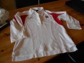 Women's England Rugby Shirt