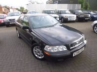 Volvo S40 1.8 S 4dr