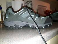 Merrell walking/hiking shoes size 4