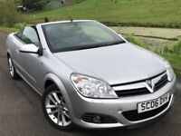 2006 Vauxhall astra 1.8 twin top sport