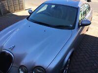 Jaguar S-Type. LPG. Gorgeous car. Works Perfectly. Apple Carplay. MOT Failure. Spares or repair
