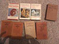 Variety of Observer Books - will split
