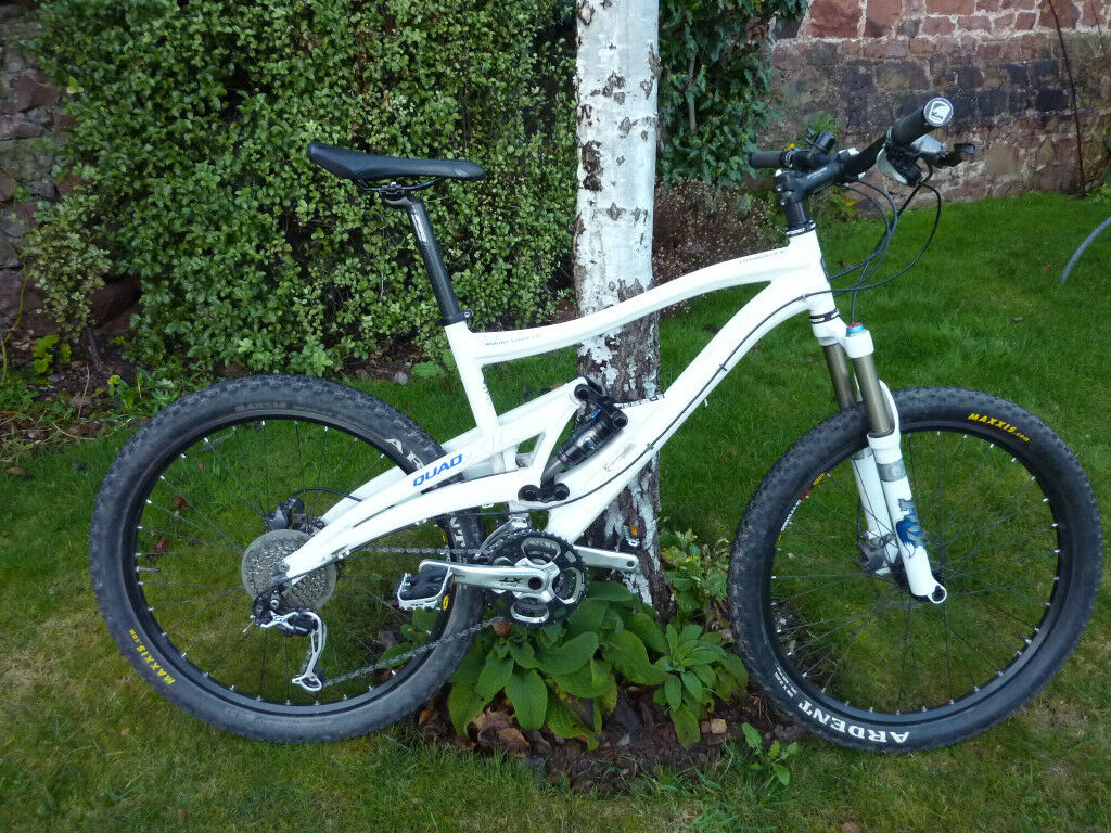 Mountain Bike Marin Mount Vision 5.8 Full Suspension | in Teignmouth ...