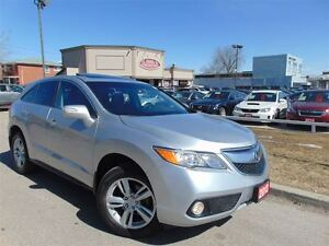 2013 Acura RDX ONE OWNER PREM PKG AWD REVERSE CAMERA